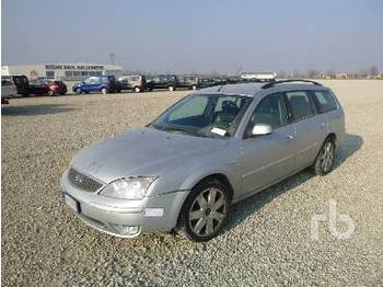 FORD MONDEO - automobil