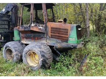 Vyvážečka John Deere 1410 D breaking for parts