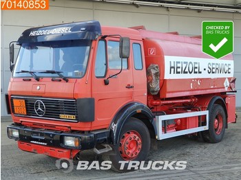 Mercedes-Benz 1625 4X2 V8 Manual Big-Axle Steelsuspension Euro 1 - cisternové vozidlo
