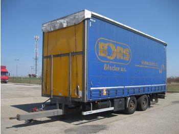 Nákladné vozidlo s posuvnou plachtou MERCEDES-BENZ MERCEDES-BENZ PANAV Actros 2542 Actros 2542 TV 18 L