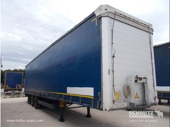 Náves plachtové SCHMITZ Curtainsider Mega