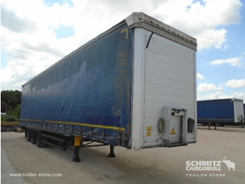 SCHMITZ Curtainsider Mega - náves plachtové
