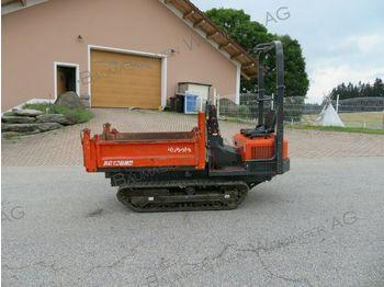 Mini damper Kubota KC 100 HD Dumper