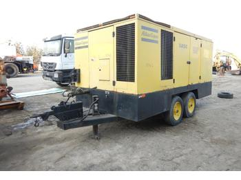 Atlas Copco Twin Axle Compressor c/w Detroit Diesel Engine, 10.3 Bar - vzduchový kompresor